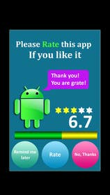 #16 for Rating Motivation Screen for Android App by dulphy82