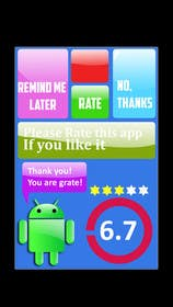 #19 for Rating Motivation Screen for Android App by dulphy82