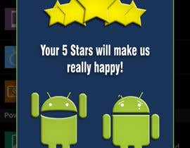 #24 para Rating Motivation Screen for Android App por DanaDouqa