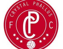 neokaze tarafından Crystal Phallus FC club crest için no 9