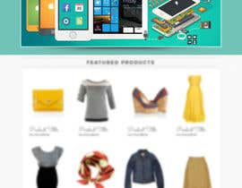 nº 32 pour I need some Graphic Design for my ecomerce website par webcloud9