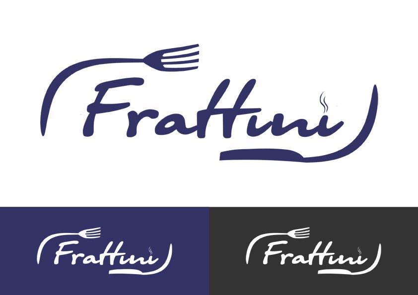 #61 for Design a Logo for Frattini Restaurant by markobest