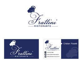 #50 para Design a Logo for Frattini Restaurant por alexandracol