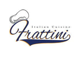 #43 for Design a Logo for Frattini Restaurant by kingryanrobles22