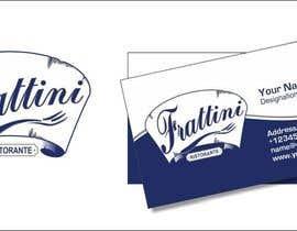 #152 untuk Design a Logo for Frattini Restaurant oleh CioLena
