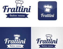 #63 para Design a Logo for Frattini Restaurant por Khempop