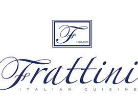 #5 for Design a Logo for Frattini Restaurant by JCM83