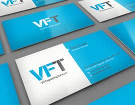 #2 for Improve the look of our current business cards af midget