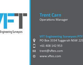 #25 for Improve the look of our current business cards af moro2707