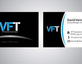 #32 for Improve the look of our current business cards af tuankhoidesigner