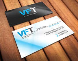 #63 for Improve the look of our current business cards af BDisplay