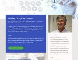 Nro 9 kilpailuun Informational Site for Medical Technology Company - Need Design of 3 PSD page mock ups - Easy Drag & Drop Wireframe PSDs Included! käyttäjältä pilipenko2001