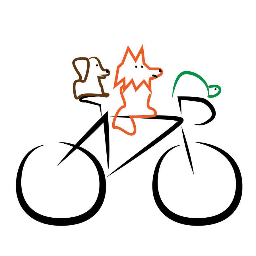 Penyertaan Peraduan #22 untuk Design a Logo for a cycling group