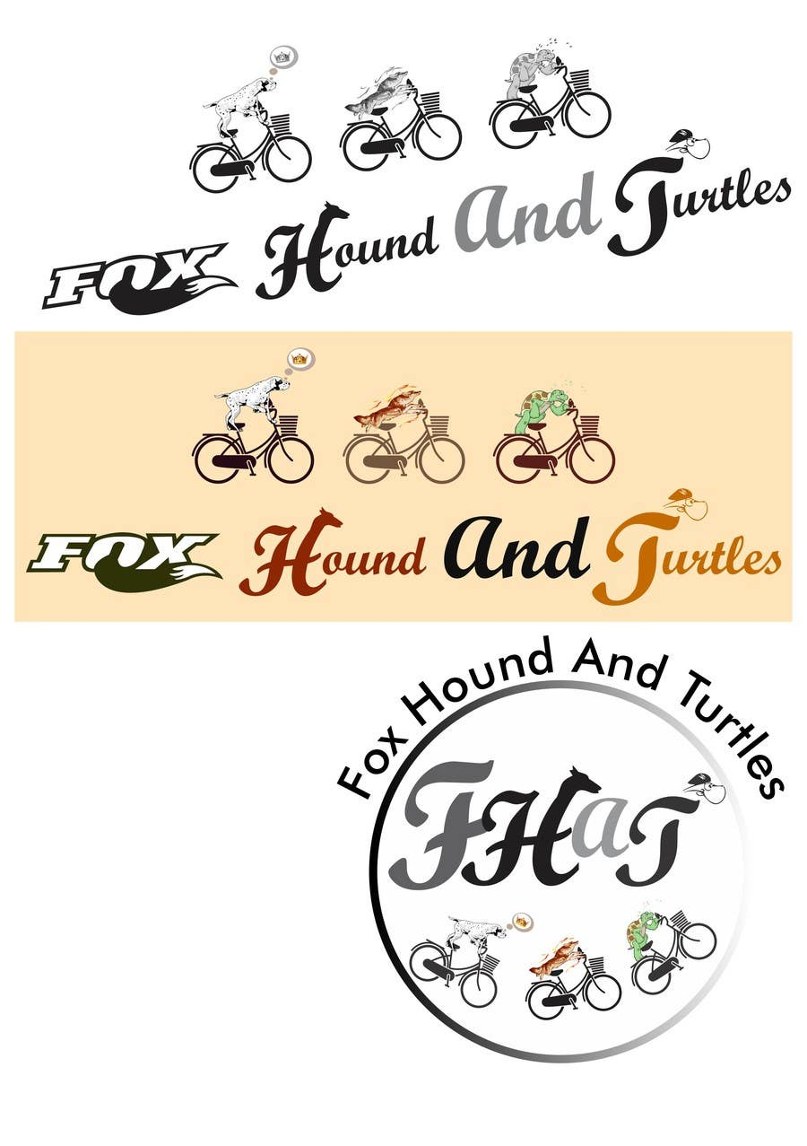 Penyertaan Peraduan #4 untuk Design a Logo for a cycling group