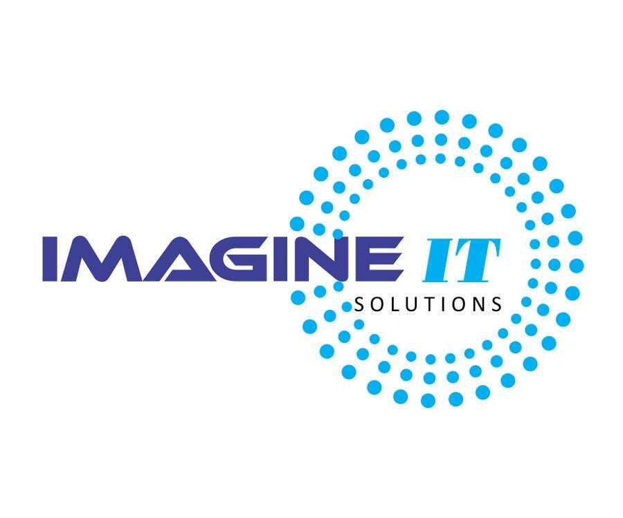 Bài tham dự cuộc thi #125 cho Design a Logo for ImagineIT Solutions