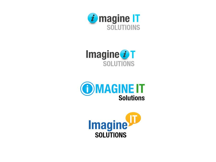 Proposition n°49 du concours Design a Logo for ImagineIT Solutions