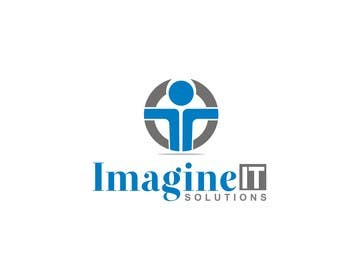 #186 for Design a Logo for ImagineIT Solutions af usmanarshadali