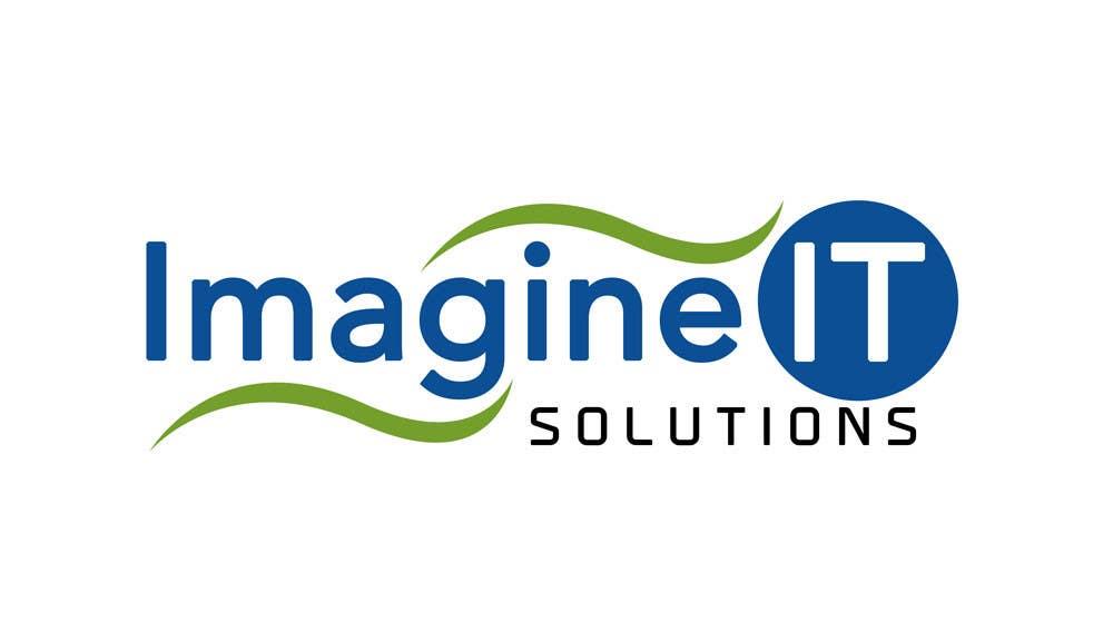 Kilpailutyö #244 kilpailussa Design a Logo for ImagineIT Solutions