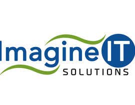 #244 untuk Design a Logo for ImagineIT Solutions oleh elanciermdu
