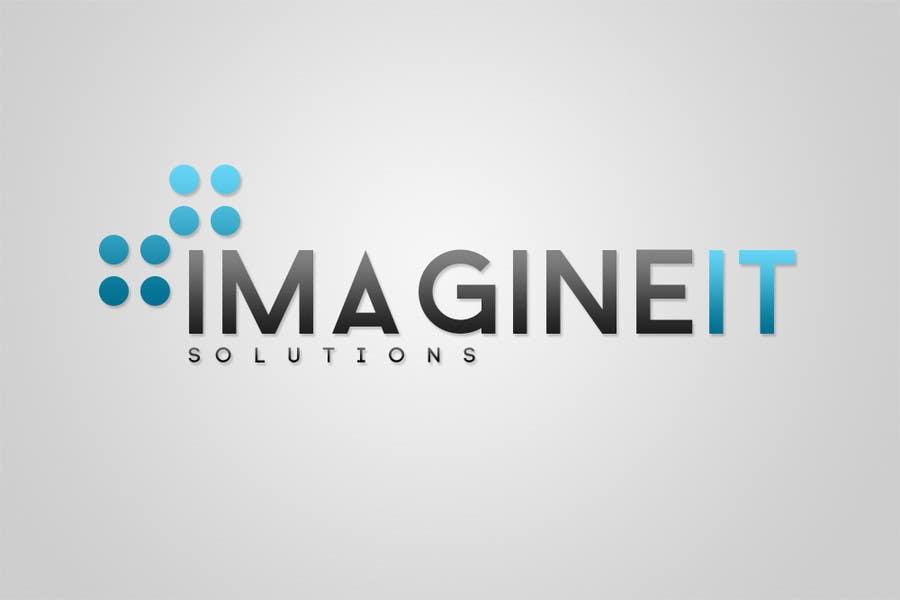Bài tham dự cuộc thi #88 cho Design a Logo for ImagineIT Solutions