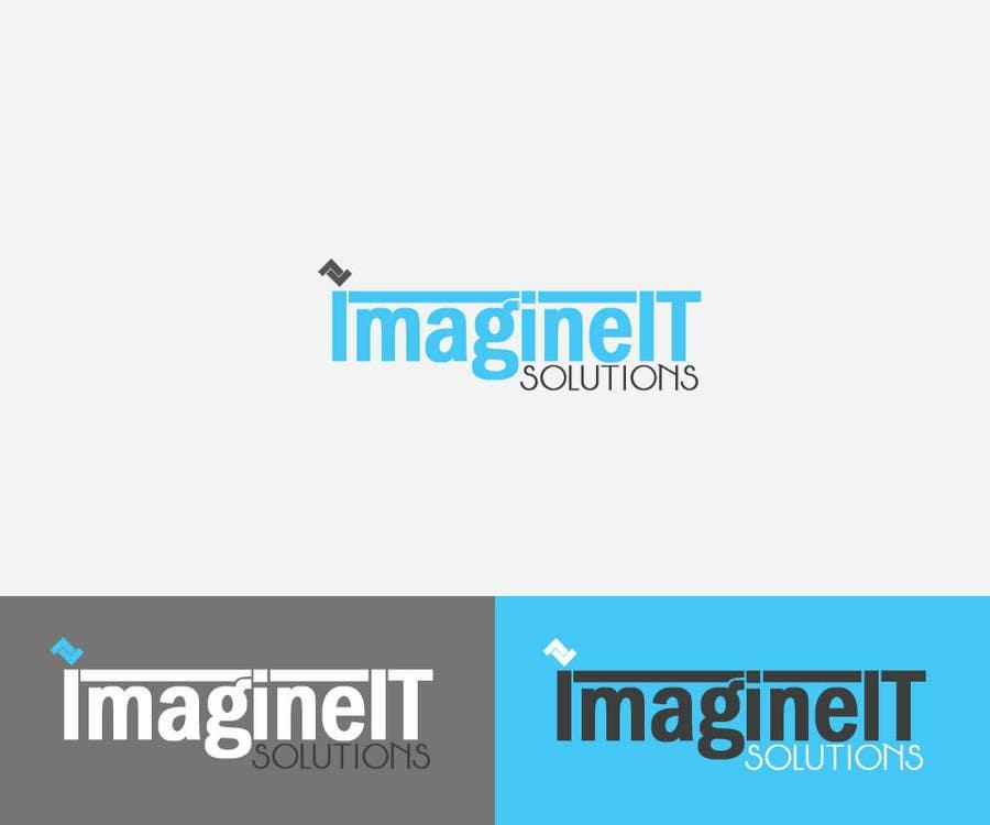 Proposition n°207 du concours Design a Logo for ImagineIT Solutions