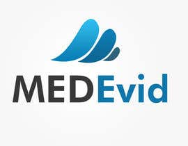 "#22 untuk Design logo for Medical system named ""MedEvid"", specialized for IVF oleh geniedesignssl"