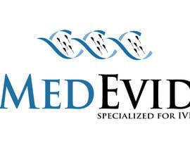 "#44 untuk Design logo for Medical system named ""MedEvid"", specialized for IVF oleh Fikskercova"