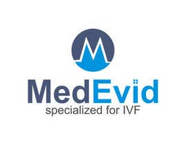 "#20 para Design logo for Medical system named ""MedEvid"", specialized for IVF por ibed05"