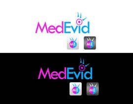 "nº 31 pour Design logo for Medical system named ""MedEvid"", specialized for IVF par iwrotethose"