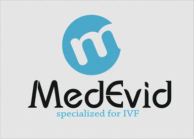 "#77 para Design logo for Medical system named ""MedEvid"", specialized for IVF por gpatel93"