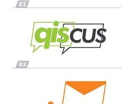 #25 for Design a Logo for qiscus by clickinn