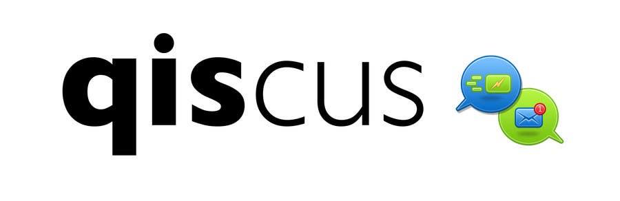 Kilpailutyö #40 kilpailussa Design a Logo for qiscus