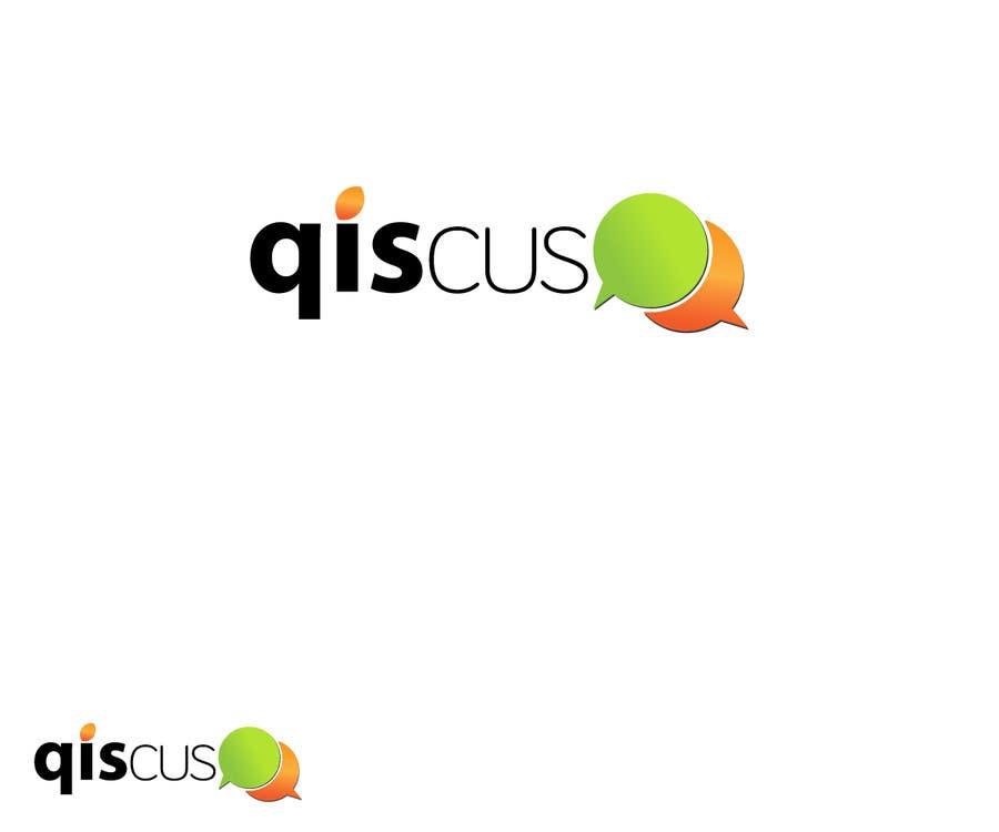Penyertaan Peraduan #38 untuk Design a Logo for qiscus