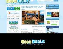 nº 100 pour Logo Design for GoooDeals.com par saiyoni