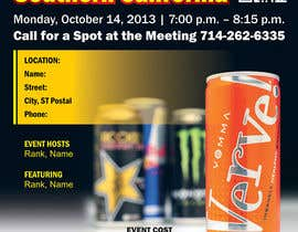 #5 for Design a Flyer invite college students to a meeting regarding an income opportunity by linokvarghese