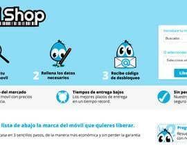 nº 72 pour Diseñar un logotipo for IMEIshop par cescalera
