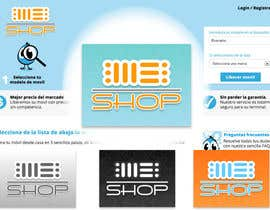 #30 for Diseñar un logotipo for IMEIshop af tuteluberto