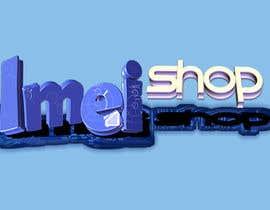 nº 43 pour Diseñar un logotipo for IMEIshop par ZbandutGarVa