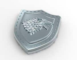 #1 for 3D Model for 3D Printing - Game of Thrones House Sigils and Lettering by Blackhawkx
