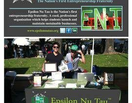 #2 for Design a Epsilon Nu Tau Fraternity Table Banner af amcgabeykoon