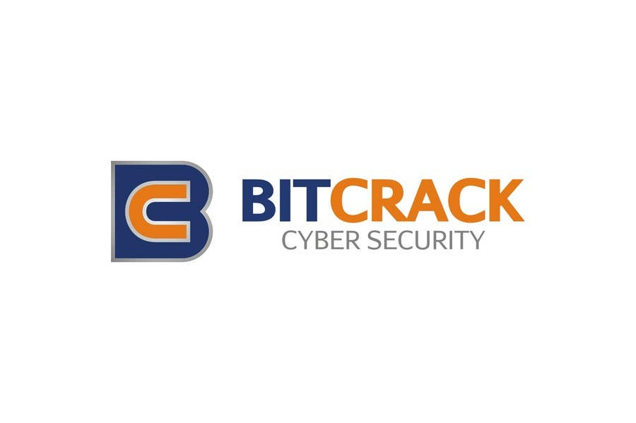 Entry #91 by yousufkhani for Logo Design for Bitcrack Cyber Security