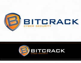 #29 untuk Logo Design for Bitcrack Cyber Security oleh Identity12