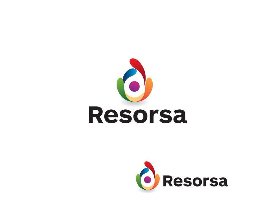 #503 for Design en logo for Resorsa by kyle23