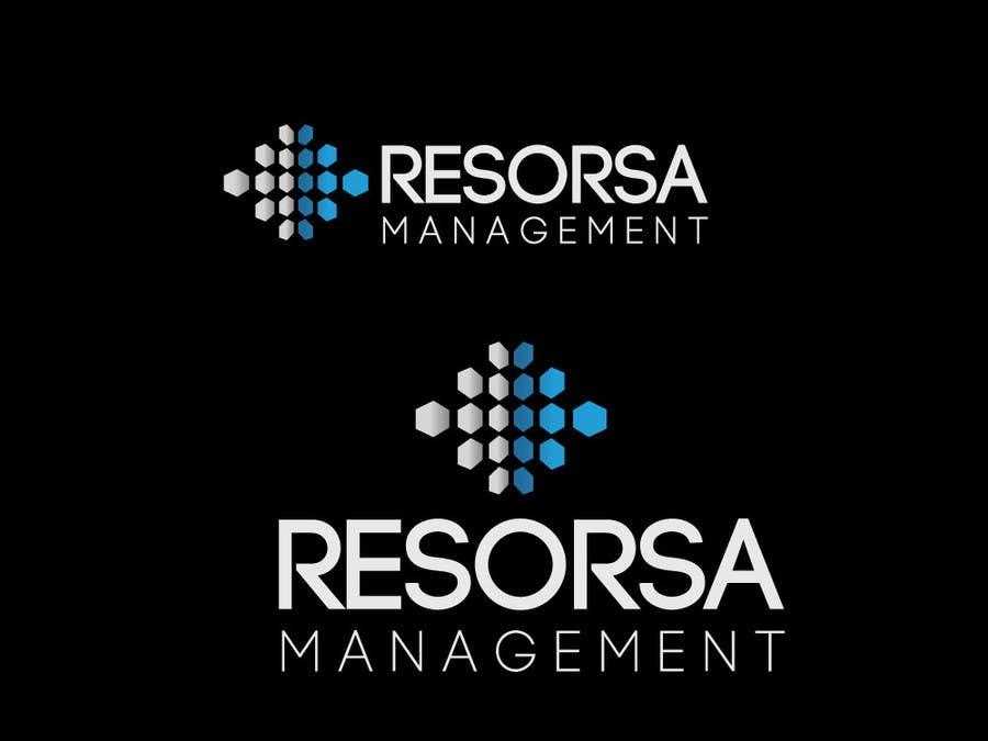 #486 for Design en logo for Resorsa by manuel0827