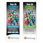 #14 for Create a Printed Conference Banner by b74design