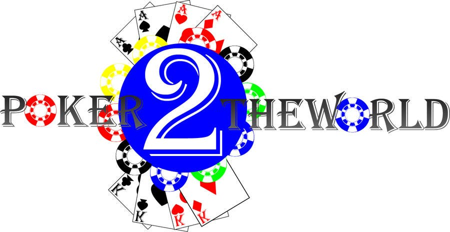 #61 for Design a Logo for poker web site by jaclado