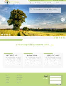 #16 for E recycling company website by ludacrix
