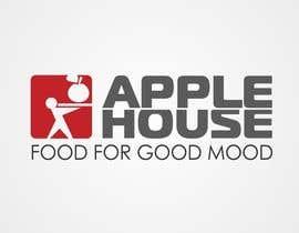 dyv tarafından Create Logo for restaurante /Разработка логотипа для ресторана Apple House için no 57