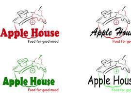 Vishapazn tarafından Create Logo for restaurante /Разработка логотипа для ресторана Apple House için no 16