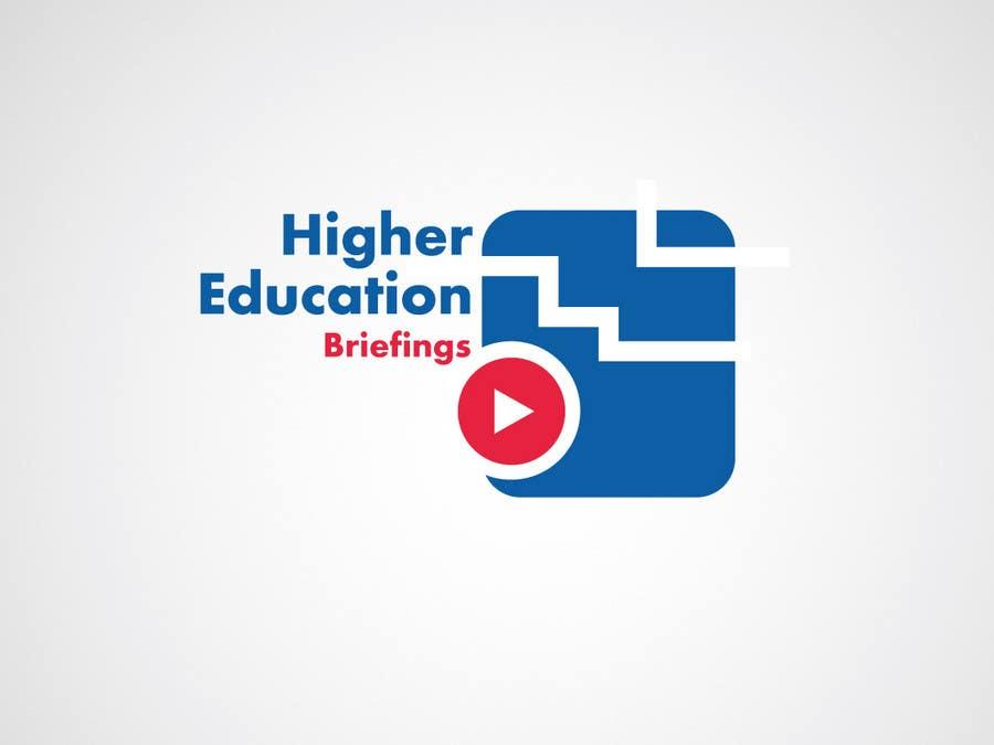 Конкурсная заявка №261 для Logo Design for Higher Education Briefings, LLC